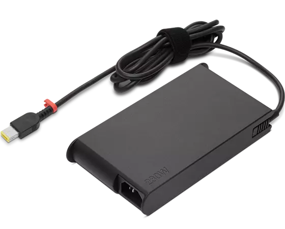 ThinkPad Mobile Workstation Slim 230W AC Adapter (Slim-tip)