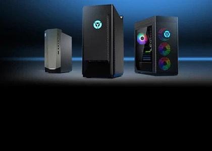 Discover Legion Desktops