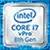 Intel Core i7 vPro 8th Gen Processor Logo