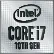 Intel i7 10th Gen Processor Logo