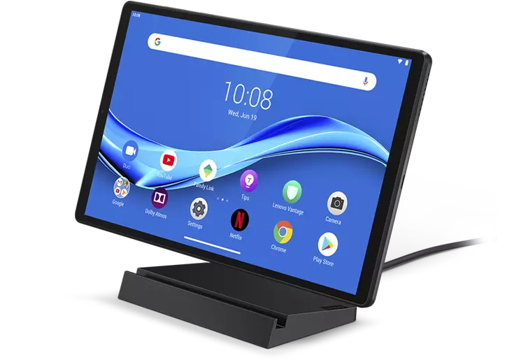 Smart Tab M10 FHD Plus (2nd Gen) with the Google Assistant   Lenovo US